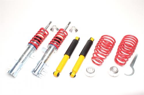 Fiat 500 / 500C / Ford Ka 2 -2007 Coilovers TA Technix