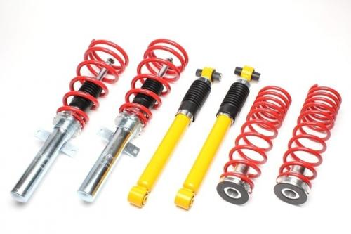 Renault Megane 2/Scenic 2 02-08 Coilovers TA Technix