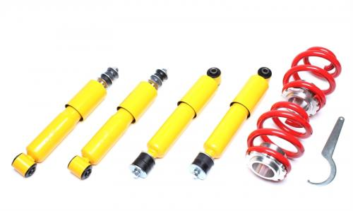 VW Transporter T4 1990 - 2003 Coilovers TA Technix