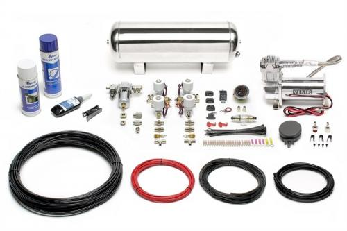 Alfa Romeo/Fiat/Opel Air Suspension Kit TA Technix
