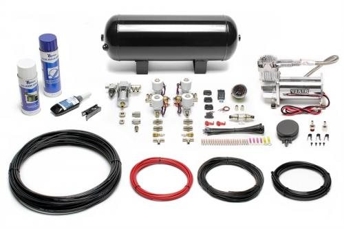 Audi 50/VW Polo 86/86C Air Suspension Kit TA Technix
