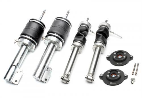 VW Golf I/Jetta I/Scirocco I+II Luftfjädringskit med Hårdhetsjustering