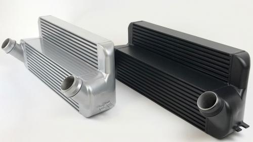 BMW (F-Serie) N55 - Intercooler (Bar & Plate) Svart CSF Radiators