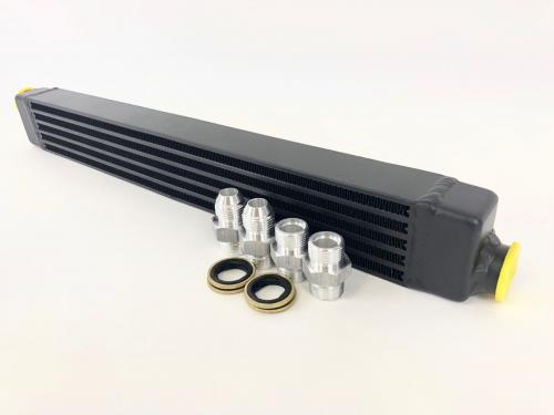 BMW E30 Oljekylare med AN10- eller Push-On-Anslutningar CSF Radiators