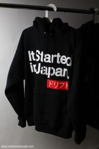 """WMD """"Started Japan""""-Hoodie"""