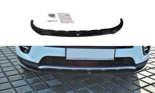 KIA Sportage MK4 GT-Line 15+ Frontsplitter V.1 Maxton Design