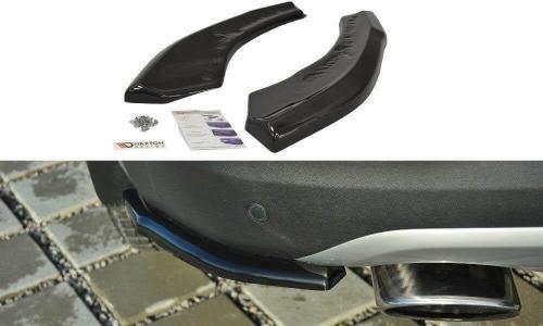 KIA Sportage MK4 GT-Line 15+ Bakre Sidoextensions V.1 Maxton Design