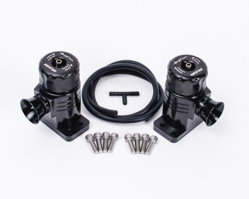Kia Stinger GT 3.3L TT V6 Dubbla Justerbara Dumpventiler Agency Power