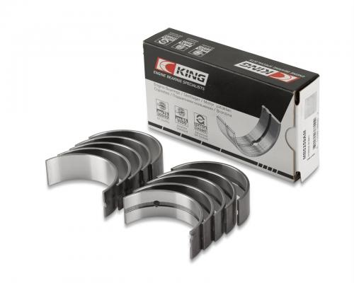TOYOTA 2GR-FE, 3GR-FE, polymer coated Vevlager Utbytes (STD) King Bearings