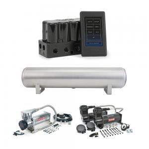 Komplett Styrsystem KNTRL Autoleveling Med Tank & 1/2 Kompressorer