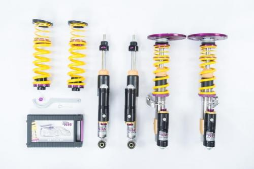 M2 (F87) (M3) Coupé 2WD 03/16- Coiloverkit KW Suspension Clubsport 3- way