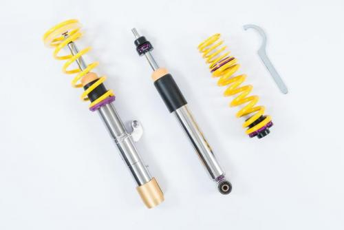 M2 (F87) (M3) Coupé 2WD 03/16- Coiloverkit KW Suspension Inox 3