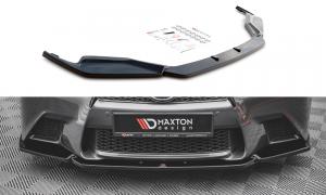 Lexus GS F Sport MK4 (L10) 2012-2015 Front Splitter V.1 Maxton Design