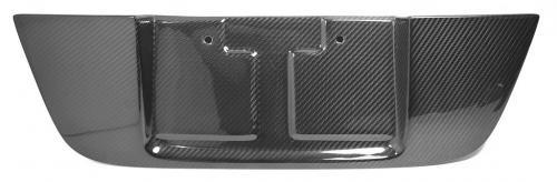 Celica 00-05 Regplåtshållare/panel Kolfiber APR Performance