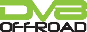 dv8 logo green black