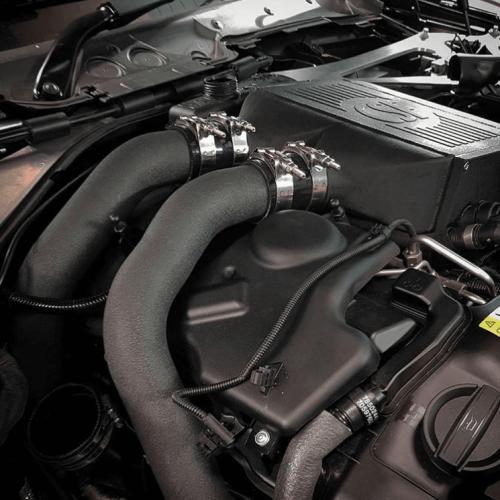 BMW M3 / M4 / M2 Competition F80 F82 F87 S55-Motor IC-Rör VRSF