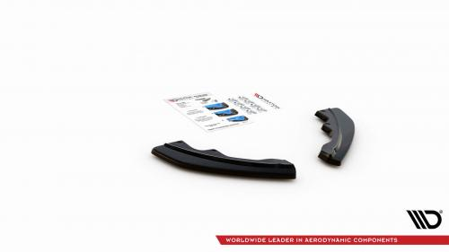 Mazda CX-3 15+ Rear Side Splitters V.1 Maxton Design
