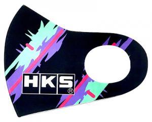 HKS Mask Oil Color Graphic