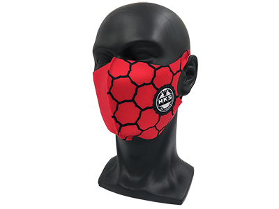 HKS Ansiktsmask SPF Röd