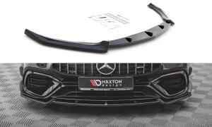 Mercedes CLA 45 AMG C118 19+ Front Splitter V.2 Maxton Design
