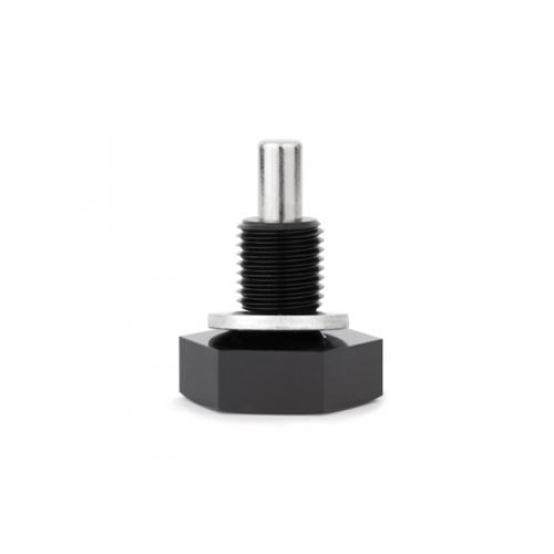 Magnetisk Oljeplugg M12 x 1.25 Svart Mishimoto