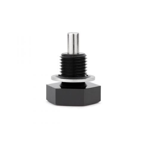 Magnetic Oil Drain Plug M14 x 1.5, Black Mishimoto