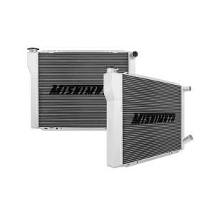 MishiMotorsports Universal Dual Pass Race Radiator