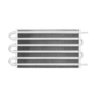 "Mishimoto Universal Transmission Fluid Cooler, 12"" x 7.5"" x 0.75"""