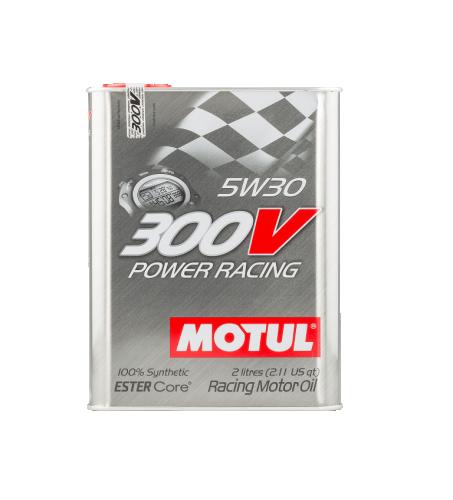 Motul 300V Power Racing 5w-30 2 L