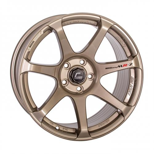 Cosmis Racing MR7 18x10 +25mm 5x114.3  Brons