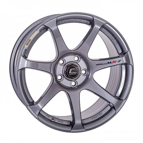Cosmis Racing MR7 18x10 +25mm 5x114.3  Gun Metal
