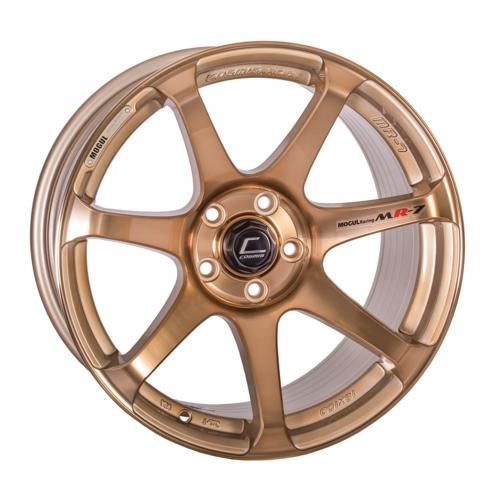 Cosmis Racing MR7 18x10 +25mm 5x114.3  Hyper Brons