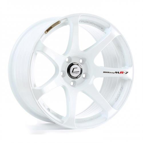 Cosmis Racing MR7 18x10 +25mm 5x114.3  Vit