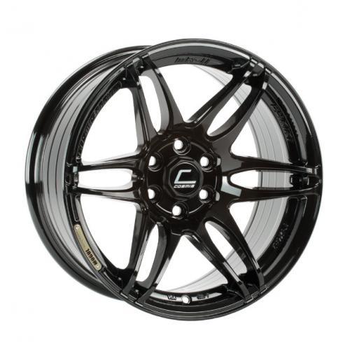 Cosmis Racing MRII Black Wheel 17x8.0 +15mm 6x114.3