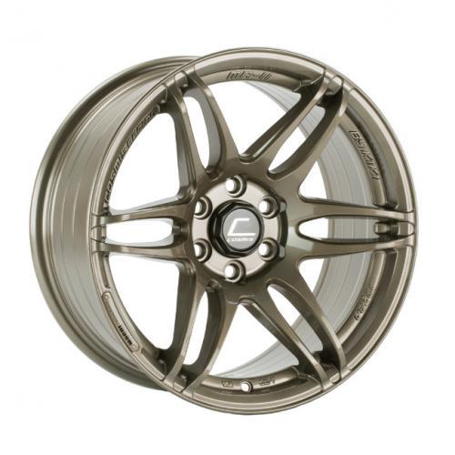 Cosmis Racing MRII Bronze Wheel 17x8.0 +15mm 6x114.3