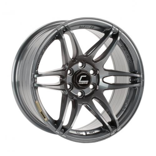 Cosmis Racing MRII 17x8 +15mm 6x114.3  Gun Metal