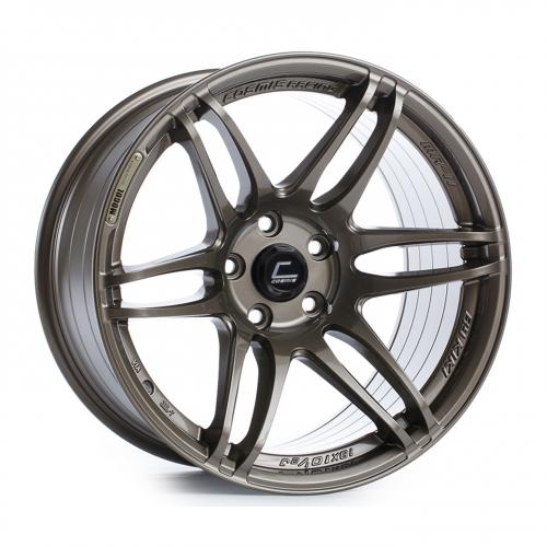 Cosmis Racing MRII 17x9 +10mm 5x114.3  Brons