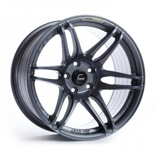 Cosmis Racing MRII 17x9 +10mm 5x114.3  Gun Metal