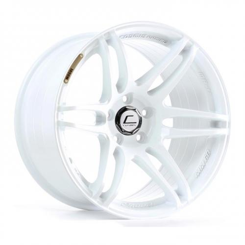 Cosmis Racing MRII 17x9 +10mm 5x114.3  Vit