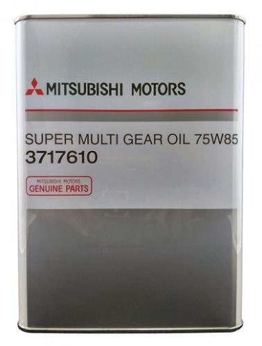 Dia Queen Multi Gear Gearbox Oil 75W85 4L Evo 1-9 Mitsubishi OEM
