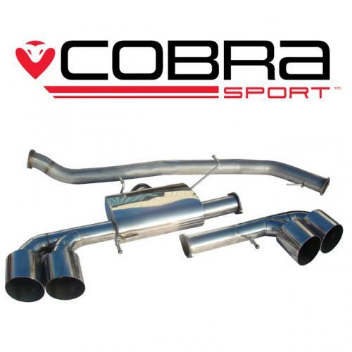 GT-R (R35) 08-13 Catback Cobra Sport