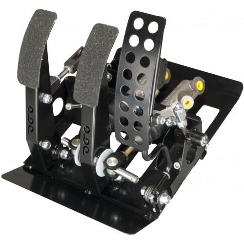 Peugeot 205 Golvmonterat Pedalställ (Vajerkoppling) OBP Motorsport