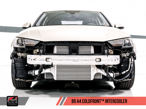 A4 2.0T B9 ColdFront™ Intercooler AWE Tuning
