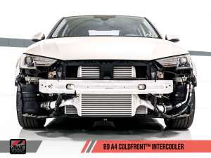 B9 A4 2.0T ColdFront Intercooler AWE Tuning