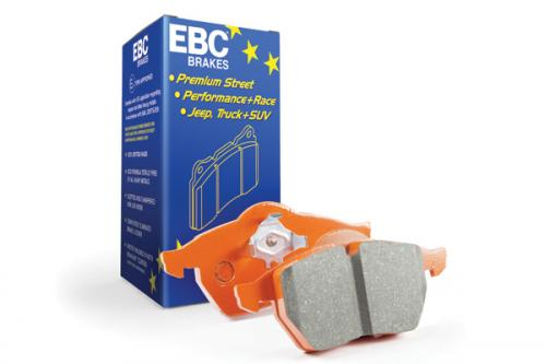 DP91749 Orangestuff Rear Brake Pads (Racing) EBC Brakes