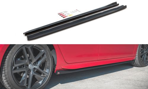 308 GT Facelift 17+ Sidoextensions V.1 Maxton Design
