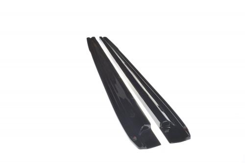 Peugeot 508 MK2 18+ Side Skirts Diffusers V.1 Maxton Design
