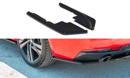 Peugeot 508 SW MK2 18+ Rear Side Splitters V.1 Maxton Design