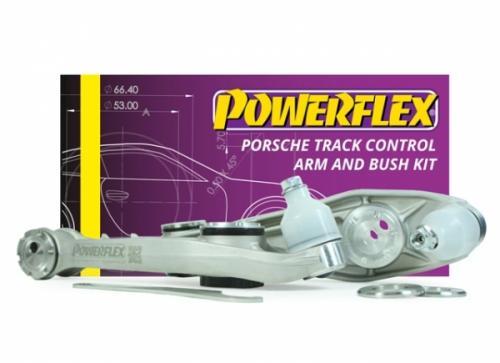 PF57K-1002G Främre Track Länkarmar & Bussningar Kit (Justerbara)  Powerflex