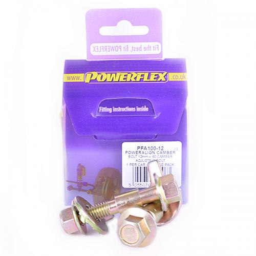 PFA100-12 Powerflex PowerAlign Camber Bolt Kit (12mm)